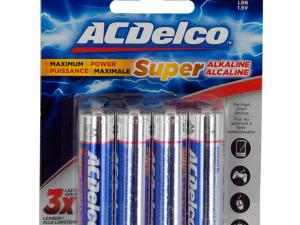ACDelco Maximum Power AA Alkaline Batteries