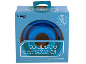Blue Vibe Sound Collapsible Speaker