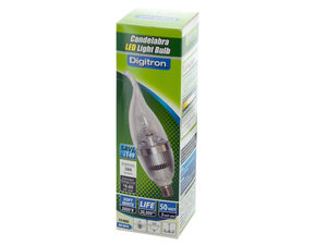 Wholesale: Soft White Candelabra LED Light Bulb