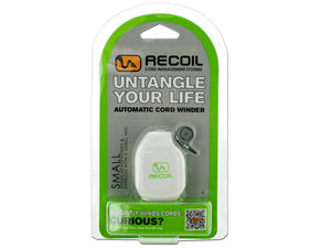 Wholesale: Recoil Small Spring-Loaded Automatic Cord Winder
