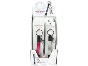 Wholesale: Glitz and Glam Key Chain