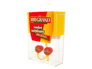 Nestle 100 Grand Candy Design Earbuds