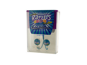 Razzles Candy Design Earbuds