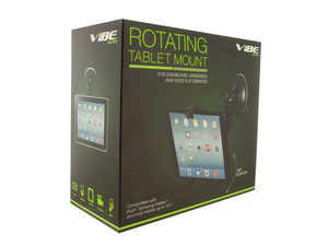 VIBE Auto Rotating Tablet Mount