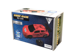 Wholesale: Hot Pink Street Racer Remote Control Car