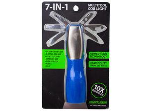 7-in- COB LED Light Multi Tool