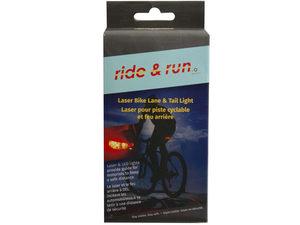 Wholesale: Laser bike Tail Light