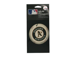 Wholesale: Oakland Athletics Baseball Air Freshener