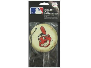 Cleveland Indians Baseball Pine Freshener