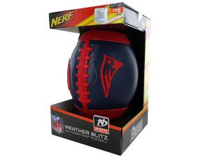 Wholesale: New England Patriots Nerf football