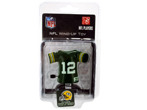 Green Bay Packers Aaron Rodgers wind-up toy