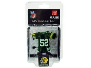 Green Bay Packers Clay Matthews wind-up jersey