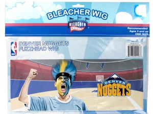Wholesale: Denver Nuggets Fuzzy Head Wig
