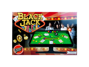 Wholesale: Texas Hold'em and Blackjack Game Set