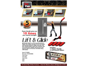 Wholesale: Easy Glide Furniture Slider