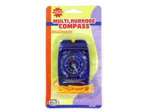 Multi-purpose compass