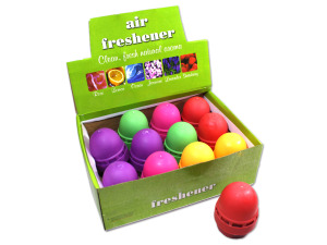 Wholesale: Air freshener (assorted scents)