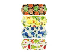 "Wholesale: 15"" rectngl tray w/handls"