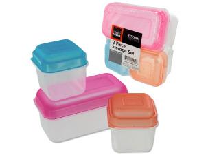 Wholesale: Small storage set