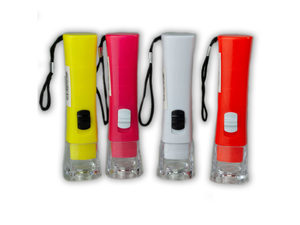 LED Flashlight Countertop Display
