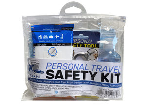 Wholesale: Personal Travel Safety Kit