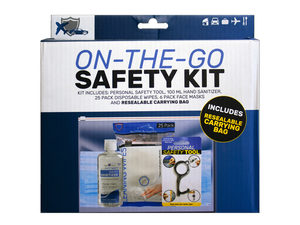 Wholesale: On The Go Safety Kit