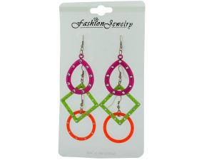 Wholesale: Fashion earrings