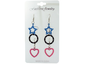 Wholesale: Fashion earrings set