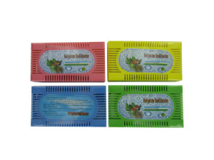 Wholesale: Refrigerator smell absorber, air freshener, assorted