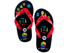 Kids sandal medium asst