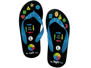 Wholesale: Kids sandal large asst