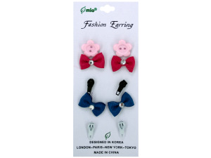 Wholesale: 5 pair earrings gte1543