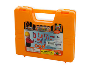 Wholesale: Kids Tool Set in Carrying Case