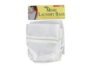 Wholesale: Mesh laundry bag value pack