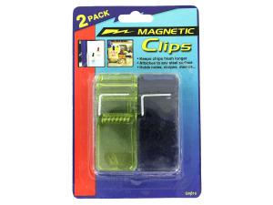 Wholesale: Jumbo magnetic clips