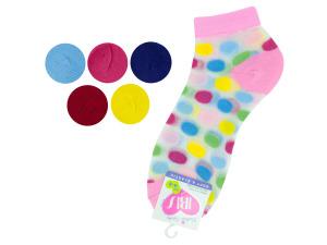 Low Cut Dots Socks