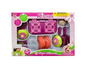 Wholesale: Mini Kitchen Play Set