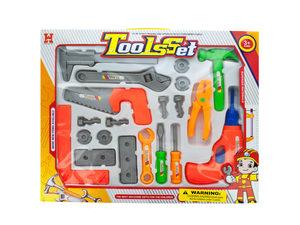 Wholesale: Kids Play Tool Set