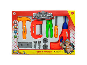 Wholesale: Construction Tool Play Set