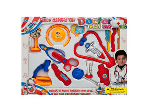 Wholesale: Kids Doctor Play Set