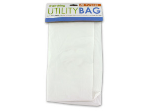 Wholesale: Drawstring all-purpose utility bag