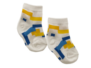 Picasso Baby Socks Set for 0-12 Months