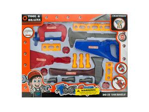Wholesale: Kids Construction Tool Set