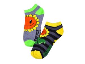 Plants vs. Zombies Ankle Socks Set