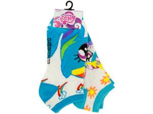 My Little Pony Ankle Socks Set