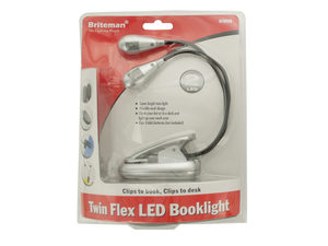 Wholesale: Twin Flex LED Booklight