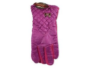 Ladies Premium Winter Gloves with Bow Design