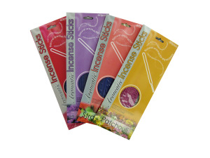 Wholesale: Aromatic Incense Sticks
