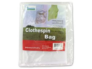 Wholesale: Clothespin bag