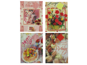 Wholesale: Fancy Birthday Gift Bag